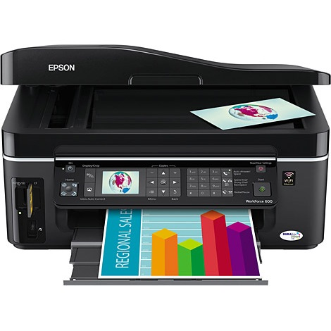 Epson 600 Ink | WorkForce 600 Ink Cartridge