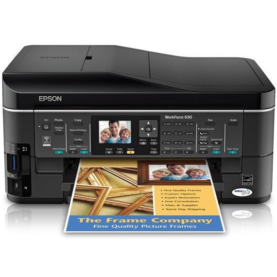 Epson 630 Ink | WorkForce 630 Ink Cartridge