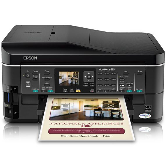 Epson 633 Ink | WorkForce 633 Ink Cartridge