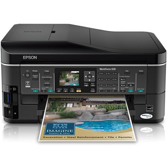 Epson 635 Ink | WorkForce 635 Ink Cartridge