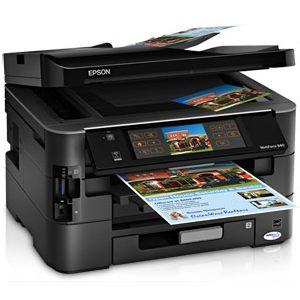 Epson 840 Ink | WorkForce 840 Ink Cartridge