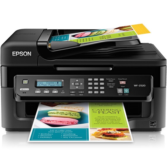 Epson WF-2520 Ink | WorkForce WF-2520 Ink Cartridge