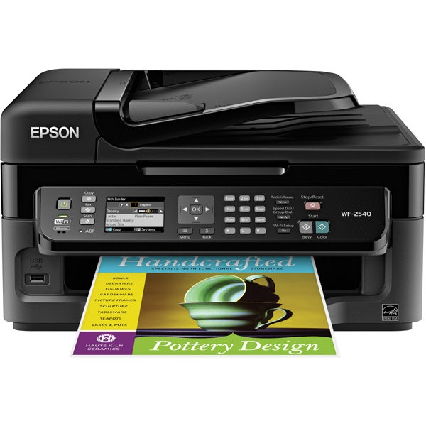 Epson WF-2540 Ink | WorkForce WF-2540 Ink Cartridge