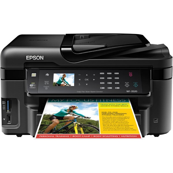 Epson WF-3520 Ink | WorkForce WF-3520 Ink Cartridge