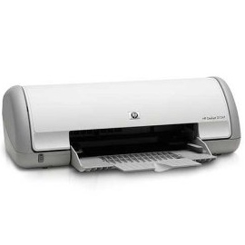 HP DeskJet D1400 Review & Installation without CD
