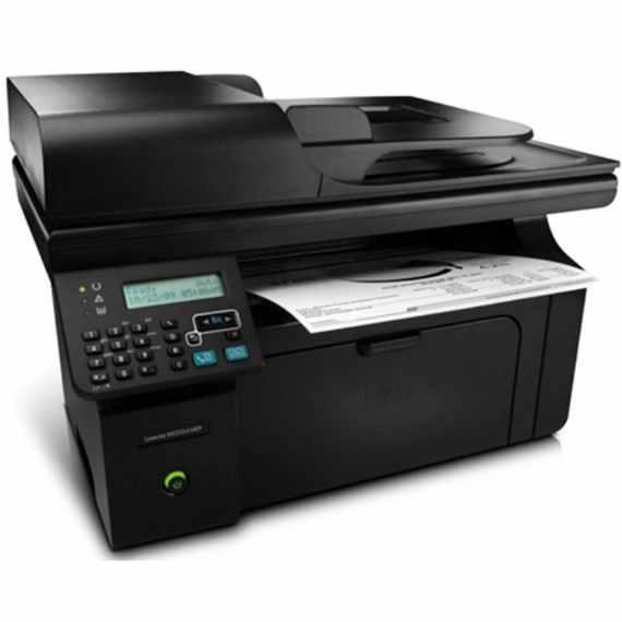 HP LaserJet Pro M1212nf MFP driver download