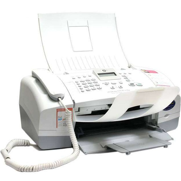 hp 7640 how to connect to computer