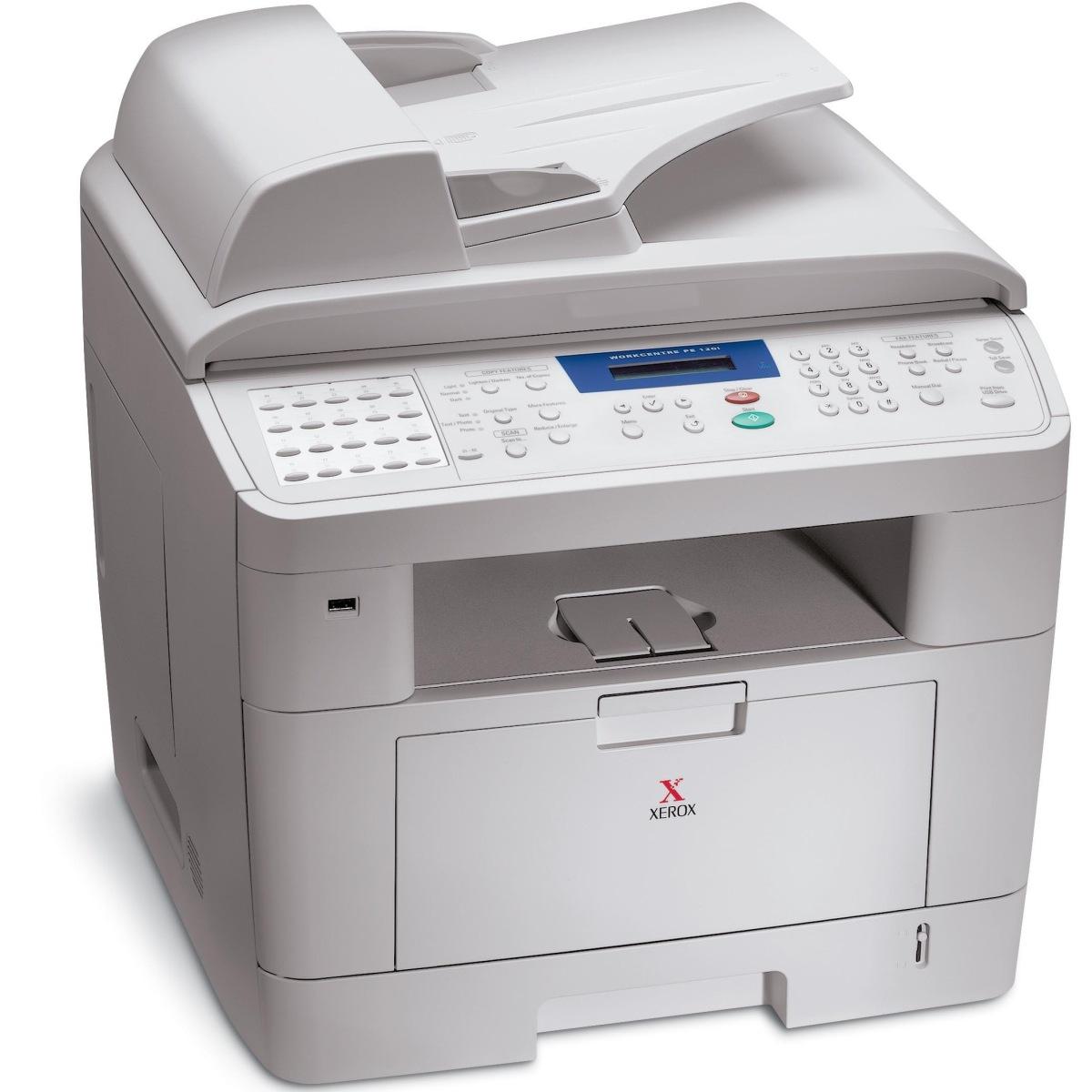 hp xerox machine