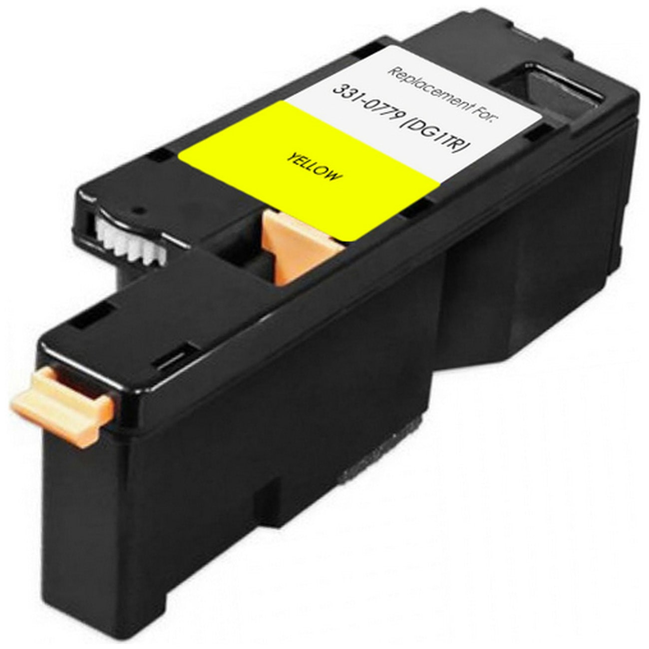 331-0779 Toner Cartridge - Dell New Compatible  (Yellow)