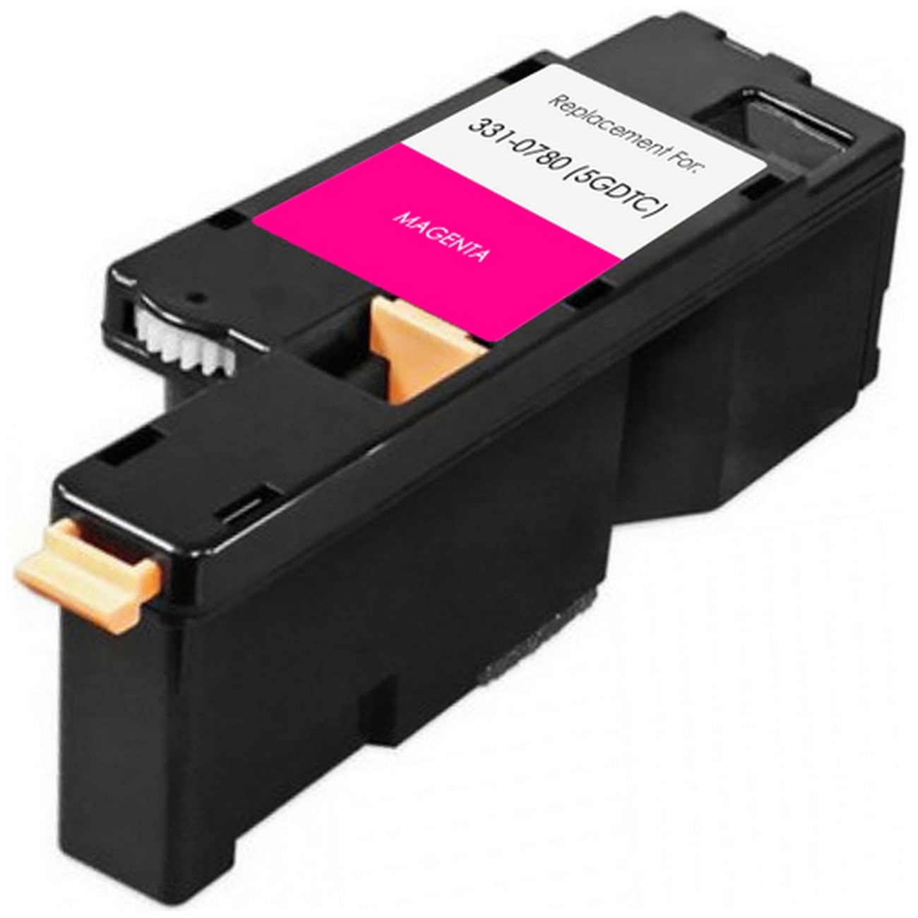 331-0780 Toner Cartridge - Dell New Compatible  (Magenta)