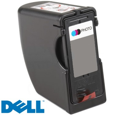 J4844 Ink Cartridge - Dell Genuine OEM  (Photo Color)
