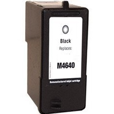 M4640 Ink Cartridge - Dell Remanufactured  (Black)