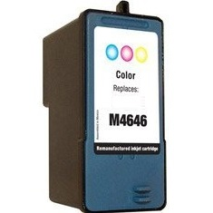 M4646  Ink Cartridge - Dell Remanufactured  (Color)