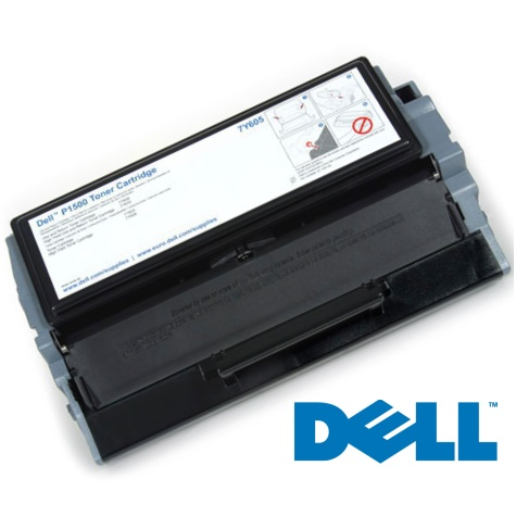 310-3544 Toner Cartridge - Dell Genuine OEM (Black)