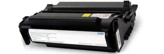 310-3547 Toner Cartridge - Dell Remanufactured (Black)