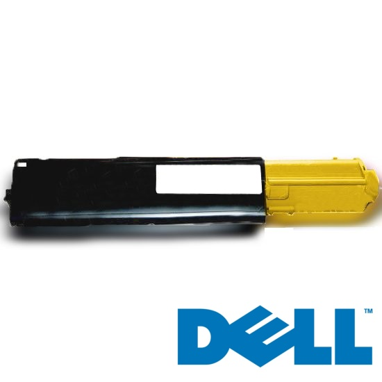 310-5737 Toner Cartridge - Dell Genuine OEM (Yellow)