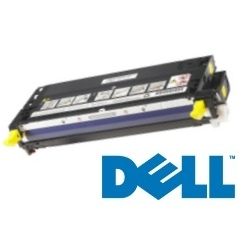 330-1196 Toner Cartridge - Dell Genuine OEM (Yellow)