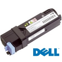330-1418 Toner Cartridge - Dell Genuine OEM (Yellow)