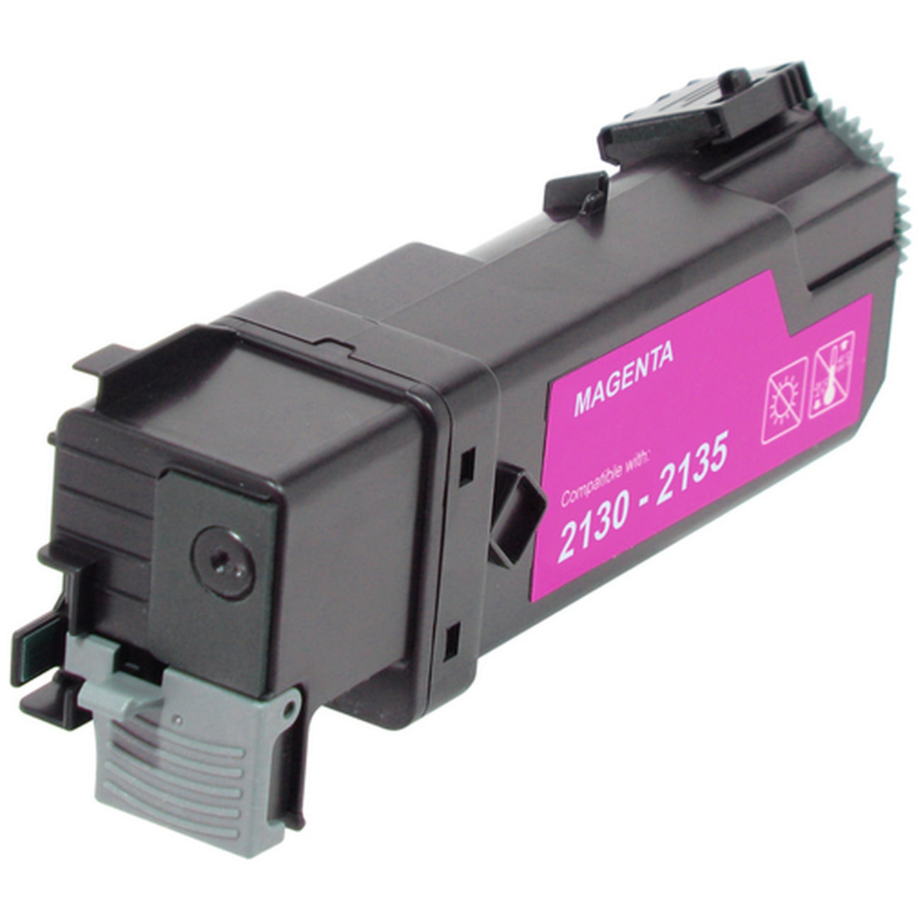 330-1433 Toner Cartridge - Dell Remanufactured (Magenta)