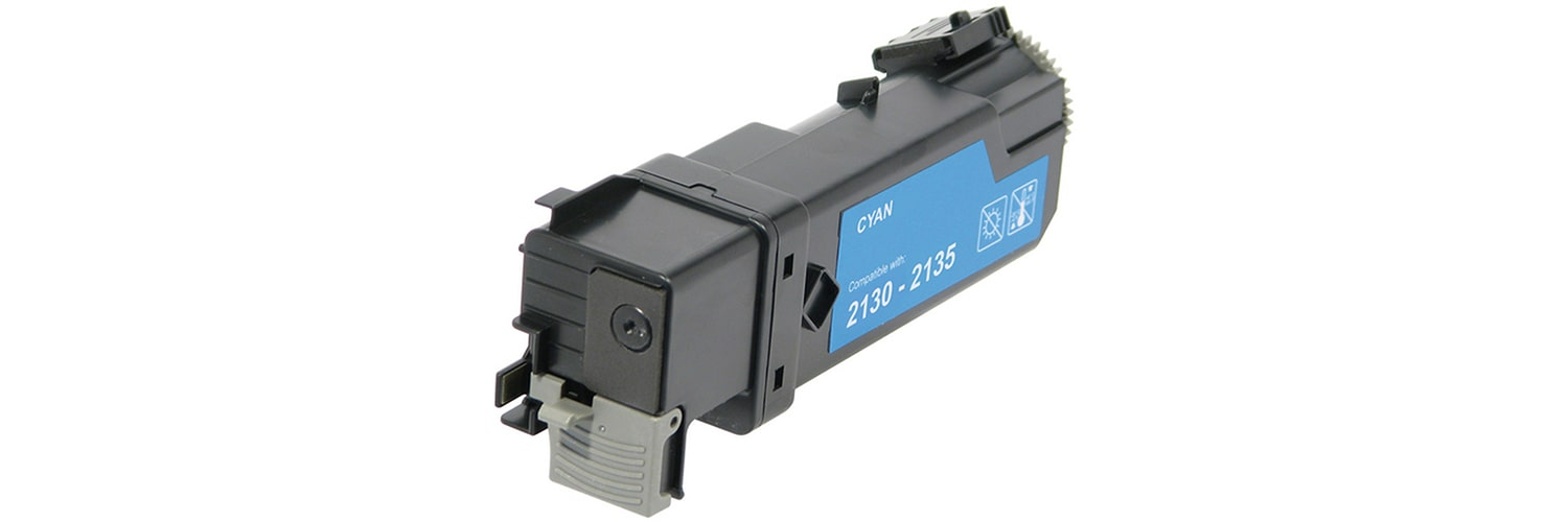 330-1437 Toner Cartridge - Dell Remanufactured (Cyan)