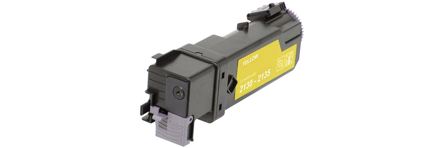 330-1438 Toner Cartridge - Dell Remanufactured (Yellow)