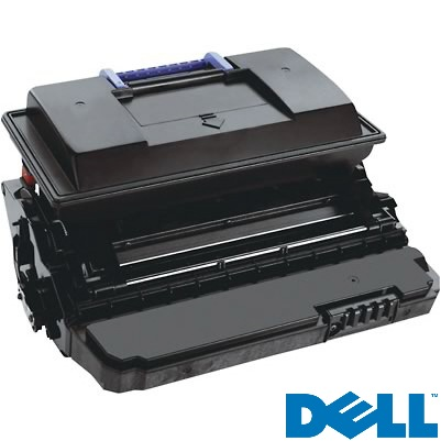 330-2044 Toner Cartridge - Dell Genuine OEM (Black)