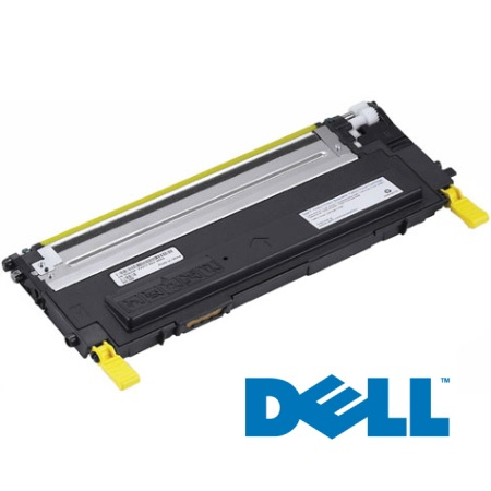 330-3013 Toner Cartridge - Dell Genuine OEM (Yellow)