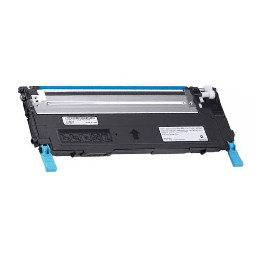 330-3015 Toner Cartridge - Dell Compatible (Cyan)