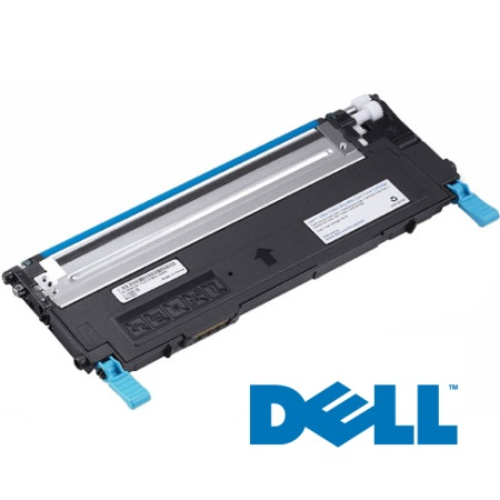 330-3015 Toner Cartridge - Dell Genuine OEM (Cyan)