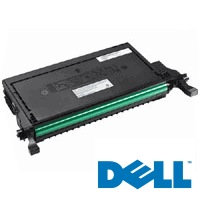 330-3789 Toner Cartridge - Dell Genuine OEM (Black)
