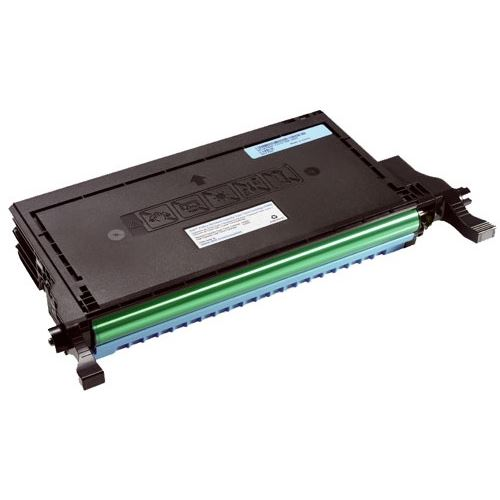 330-3792 Toner Cartridge - Dell Remanufactured (Cyan)