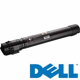 330-6135 Toner Cartridge - Dell Genuine OEM (Black)