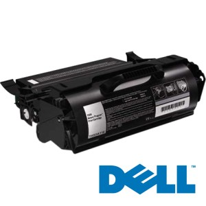 330-6968 Toner Cartridge - Dell Genuine OEM (Black)