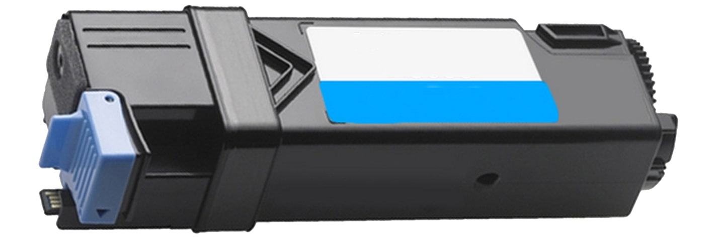 331-0716 Toner Cartridge - Dell Compatible (Cyan)