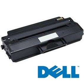 331-7327 Toner Cartridge - Dell Genuine OEM (Black)