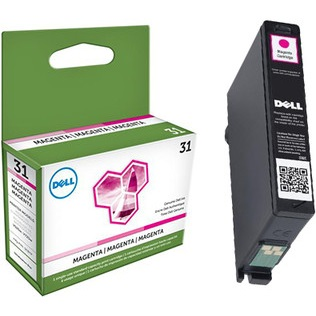 331-7690 Ink Cartridge - Dell Genuine OEM (Magenta)