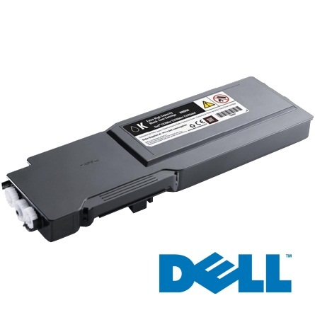 331-8429 Toner Cartridge - Dell Genuine OEM (Black)