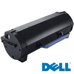 331-9807 Toner Cartridge - Dell Genuine OEM (Black)