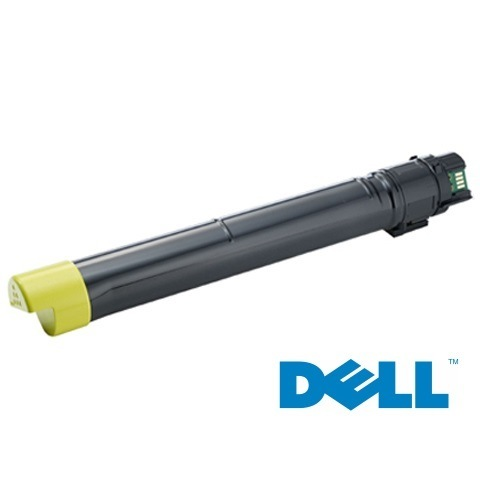 332-1875 Toner Cartridge - Dell Genuine OEM (Yellow)