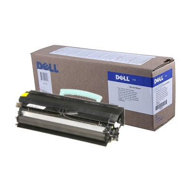 593-BBBJ Toner Cartridge - Dell Genuine OEM (Black)
