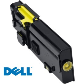 593-BBBO Toner Cartridge - Dell Genuine OEM (Yellow)