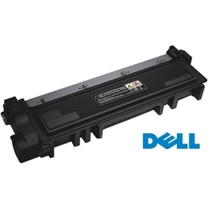 593-BBKC Toner Cartridge - Dell Genuine OEM (Black)