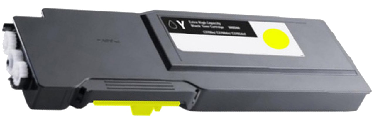 593-BCBD Toner Cartridge - Dell Compatible (Yellow)