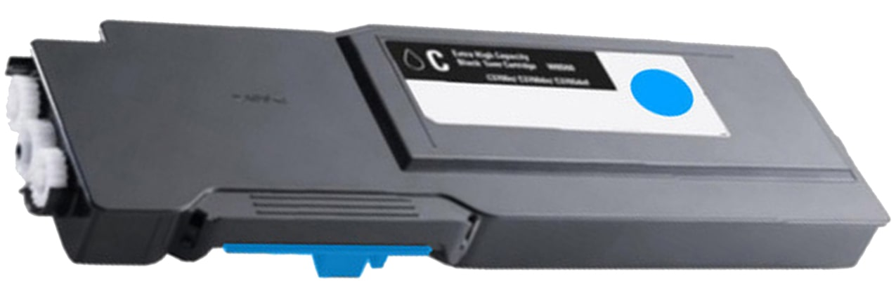 593-BCBF Toner Cartridge - Dell Compatible (Cyan)