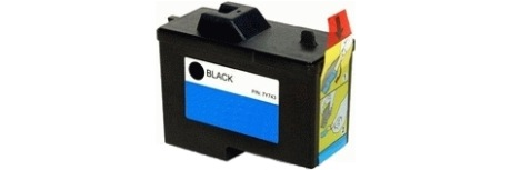 7Y743 Ink Cartridge - Dell Remanufactured (Black)
