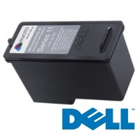 JP455 Ink Cartridge - Dell Genuine OEM (Photo Color)