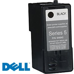 M4640 Ink Cartridge - Dell Genuine OEM (Black)