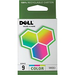 MK993 Ink Cartridge - Dell Genuine OEM (Color)