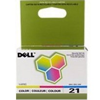 T092N Ink Cartridge - Dell Genuine OEM (Color)