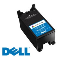 T110N Ink Cartridge - Dell Genuine OEM (Color)